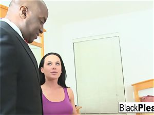 Katie St Ives gets black beef whistle