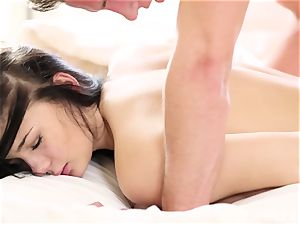 Lucy Li's afternoon romantic humping