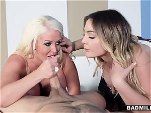 Blaire gets some fuck-a-thon advice from her stepmom