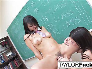 horny school nymphs lesbian eagerness