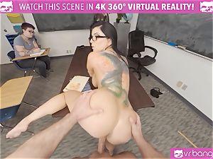 VRBangers educator Romi Rain Getting rammed By A guy