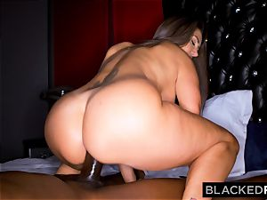 BLACKEDRAW Ava Addams Is banging big black cock And Sending pictures To Her hubby