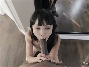 tiny chinese honey Marica Hase cant wait for that bbc