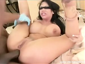 She busts On bbc For joy
