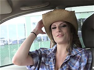 Dillion Carter ravaging her super-naughty ride