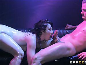 Mandy Muse bum torn up deep by Mick Blue