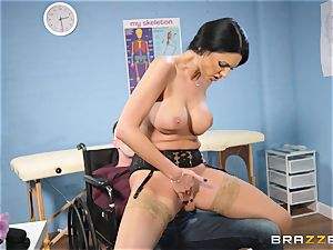 Ania Kinski banged doggystyle