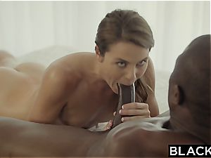 first-ever multiracial for ultra-kinky Ally Tate