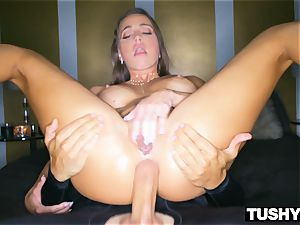 TUSHYRAW Abigail Mac Will Never Be The Same Again After This ass fucking