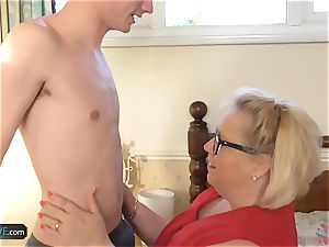 AgedLovE busty Matures gonzo screw Compilation