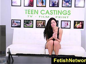 FetishNetwork Harlow Harrison bdsm fucky-fucky casting