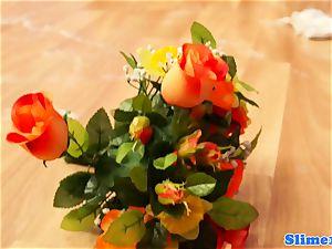 sapphic gloryhole brides bukkakke caked