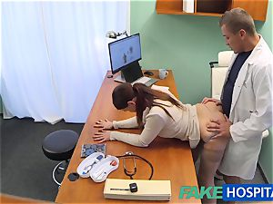 FakeHospital doctor gets mind-blowing patients fuckbox moist