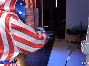 Behind the scenes with superstar Dani Daniels