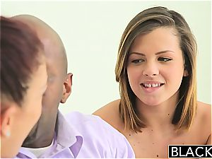 Keisha Grey and Mischa Brooks share big black cock