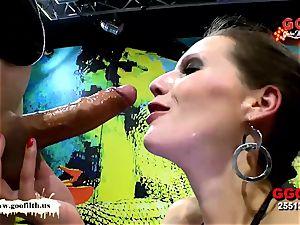 German Goo ladies - Viktoria and Lana best jism cocksluts