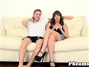 webcam stunner Alison Rey pussylicked