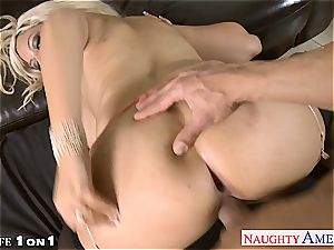 pov joy with engaged Bridgette B.