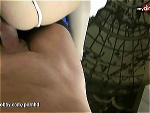 My filthy hobby - naughty duo get plumbed