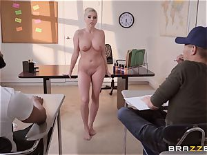 Christie Stevens arched over and screwed doggystyle