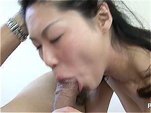 Japan hotty pulverized senseless