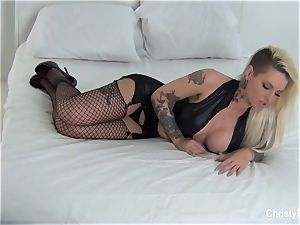 Behind the vignettes with Christy Mack and Kirsten Price