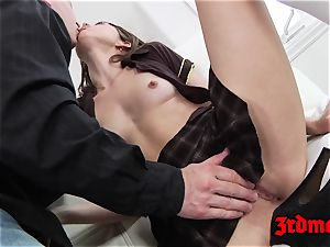 Riley Reid is every man's nubile college girl drill fantasy