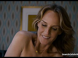 Heavenly Helen Hunt has a bald poon for viewing