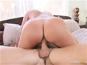 Johnny Sins screws his finest friend's kinky wifey Breanne Benson
