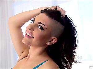 Rachael Madori showcases shes brilliant for porno